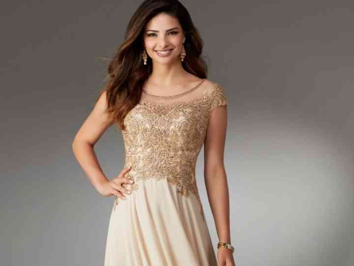 30 Glamorous Gold Bridesmaid Dresses