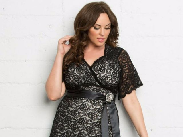 Turn Heads in These Plus Size Party Dresses