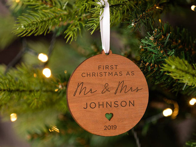 The Cutest Christmas Present Ideas for Newlyweds