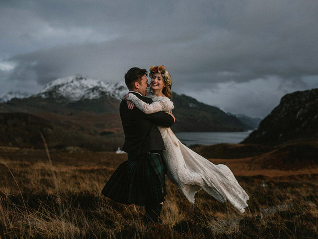 Where to Elope in Scotland