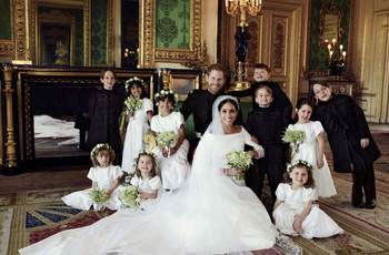 Royal Wedding Inspired Fashion Trends