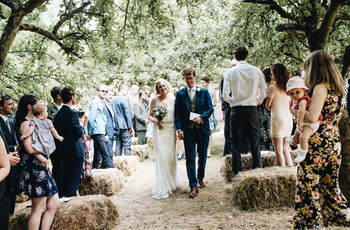 6 Gorgeous Barn Wedding Venues in Bristol (Or Close to It!)
