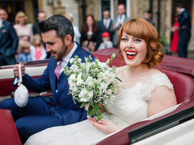 How to Choose Your Wedding Lipstick