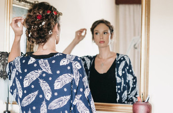 How to Prep Your Hair for Your Wedding
