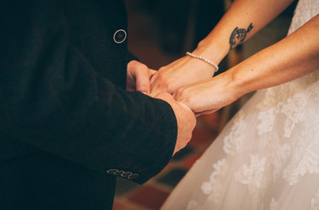 The Best Way to Cover Up a Tattoo for Your Wedding Day