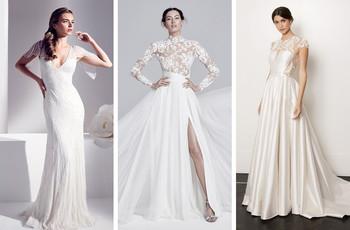 Essential UK Wedding Dress Designers