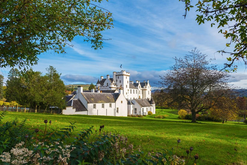 Blair Castle / Shutterstock