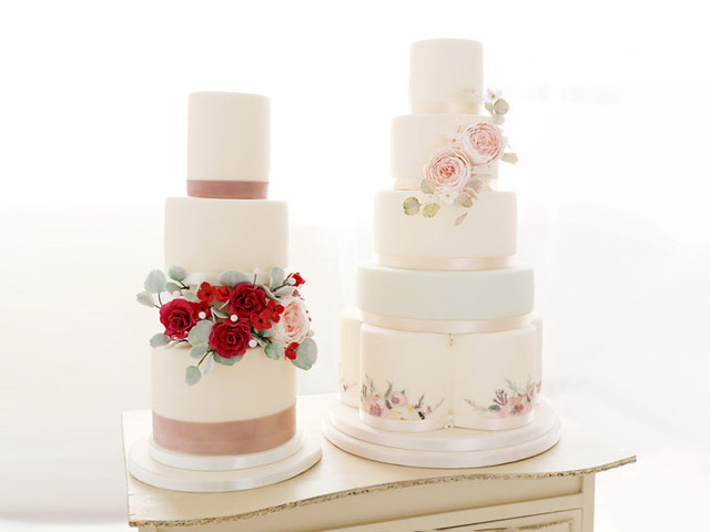Where to Get a Wedding Cake in Edinburgh