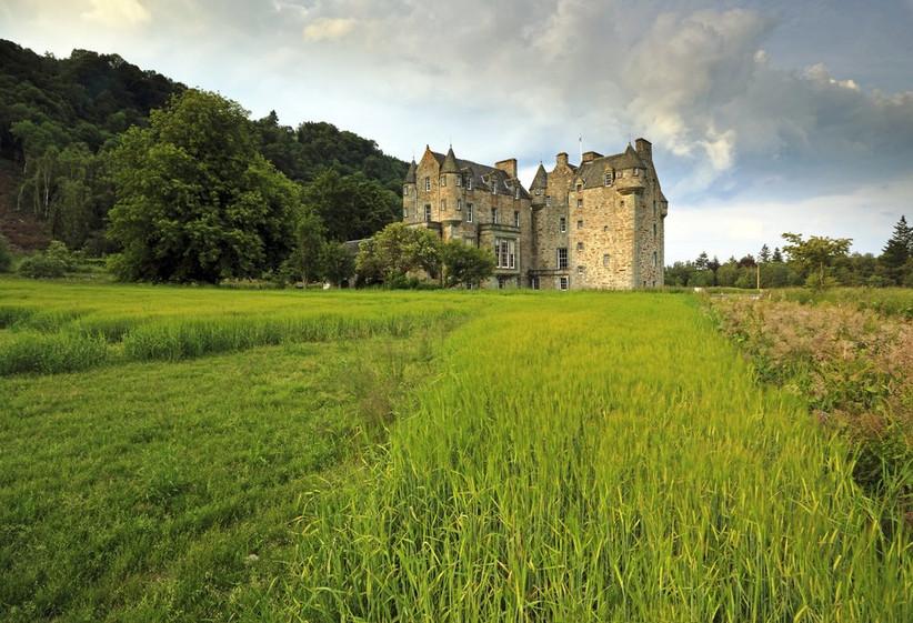 Castle Menzies / Shutterstock