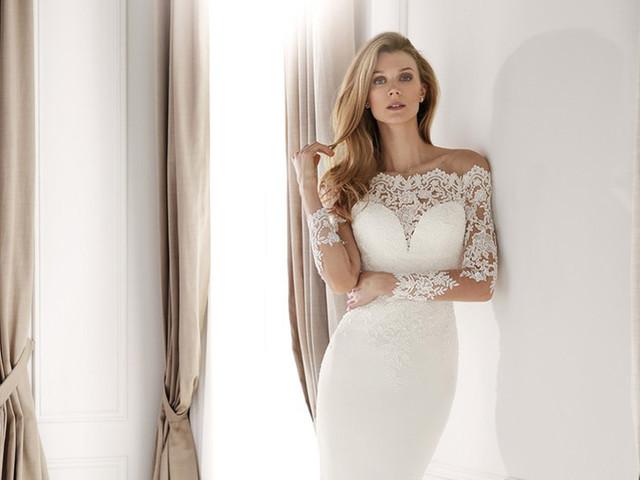 The Most Stunning Wedding Dresses for Older Brides