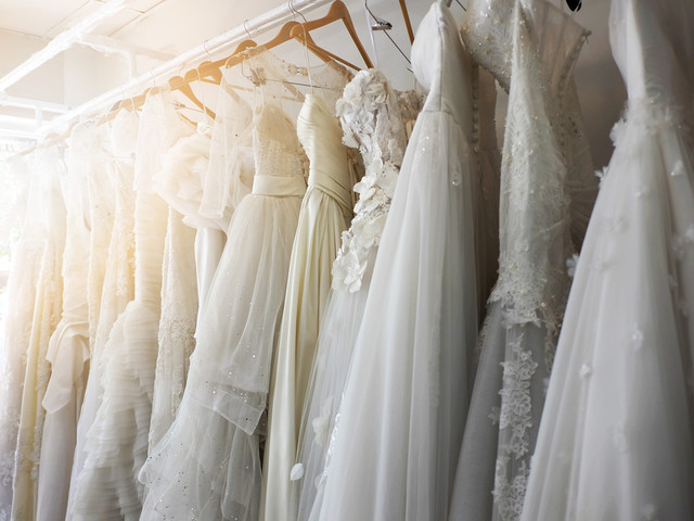 Where to Look for Wedding Dress Hire in London
