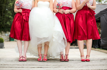 How to Choose Your Bridesmaid Shoes