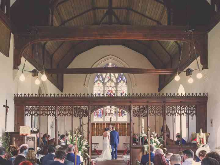 The Best Religious Wedding Readings for Your Church Ceremony