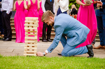 14 Outdoor Wedding Games We're Totally Obsessed With