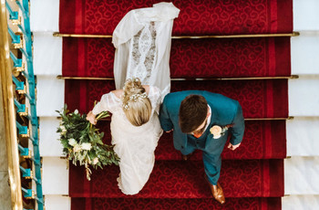 7 Ways to Make a Grand Entrance at Your Wedding Reception