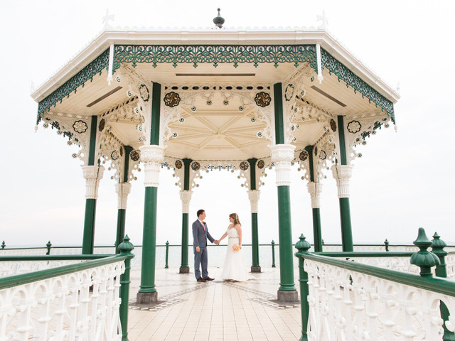 6 Fabulous Brighton Wedding Venues With a View