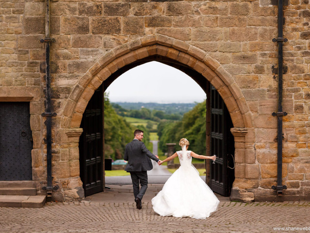4 Castle Wedding Venues Near Cheshire Fit For Royalty