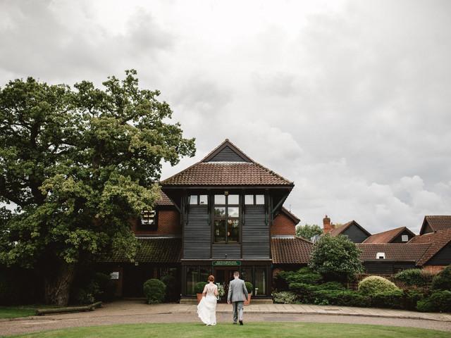 8 Stunning Hotel Wedding Venues in Norwich