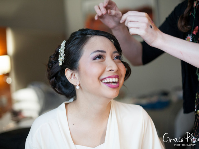 5 Things Your Wedding Hairdresser Wants You to Know