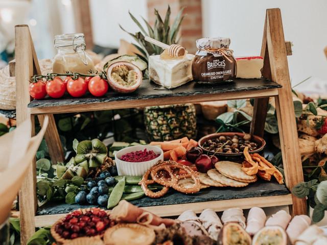 The Biggest Wedding Breakfast Trends for 2020