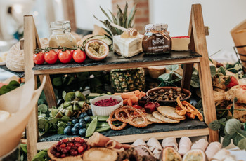 The Biggest Wedding Breakfast Trends for 2020