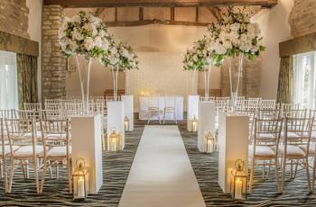 8 Stunning Hotel Wedding Venues in Oxford