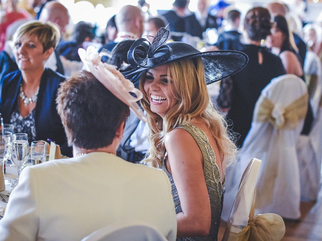 Wedding Hat Etiquette: Everything You Need to Know