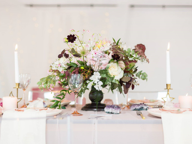 The Most On-Trend Wedding Table Decoration Ideas