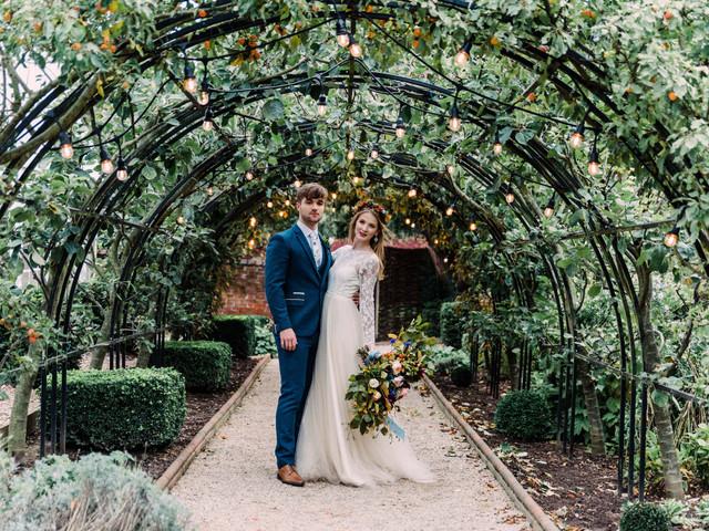 5 Gorgeous Garden Wedding Venues in Nottingham
