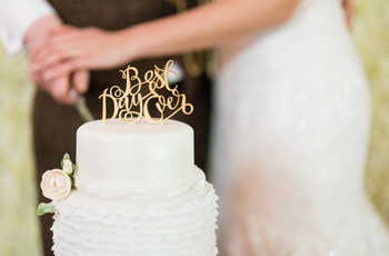 Your Essential Guide to Wedding Cake Icing