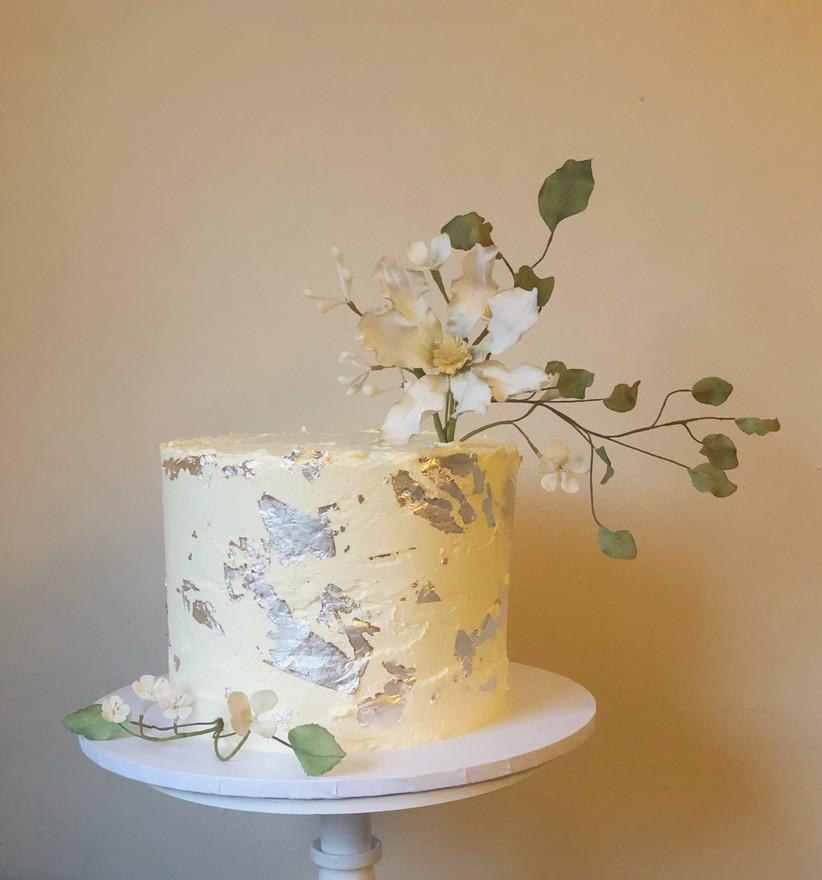 iris + fern Cake Design