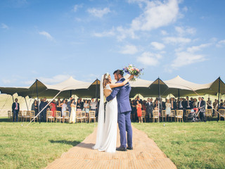 How to Help Your Guests Beat the Heat at Your Summer Wedding