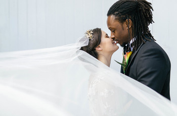 The Most Googled Questions About Wedding Veils Answered