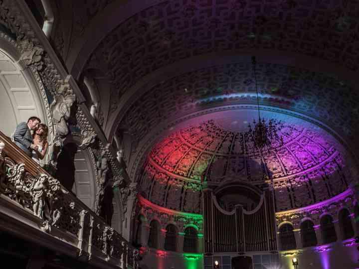 How To Nail Your Rainbow Wedding Theme