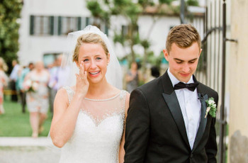 How Not to Ugly Cry at Your Wedding
