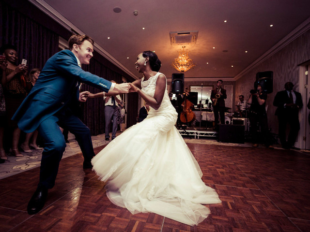 The Best of British Wedding Playlist