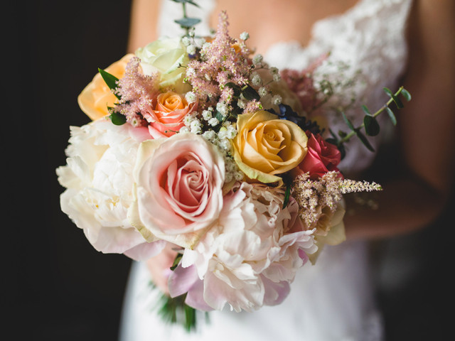 The Best Summer Wedding Flowers