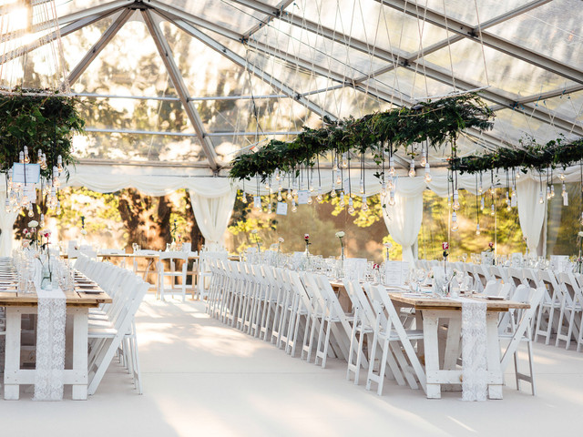 9 Things You Need to Know About Marquee Wedding Venues