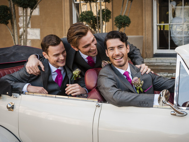 5 Top Tips for Your Wedding Suit Hire