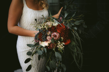 The Best Autumn Wedding Flowers