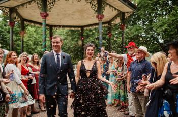 22 Unique Outdoor Wedding Ceremony Venues in England