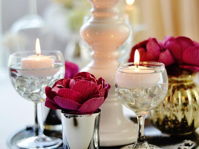 19 Centrepiece Ideas for a Valentine's Day Wedding