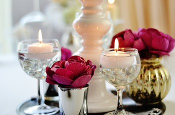 19 Centrepiece Ideas for a Valentine's Day Wedding
