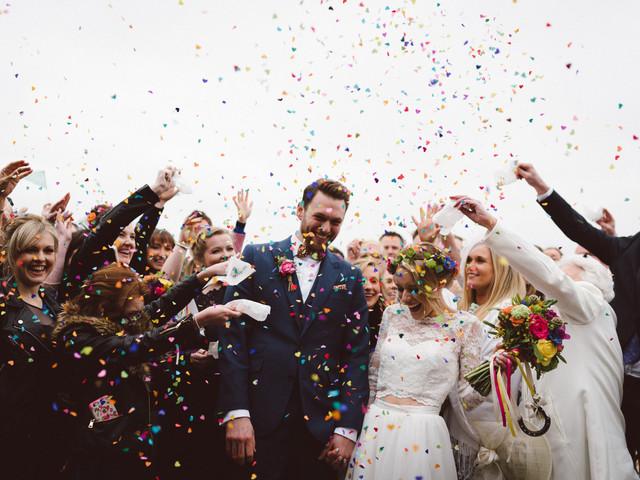 8 Wedding Etiquette Rules to Break
