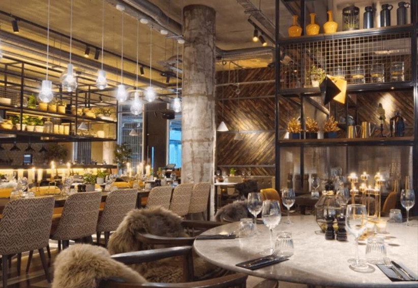 The Refinery Spinningfields