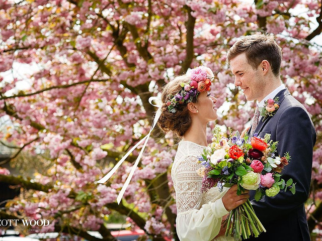 30 Steal-Worthy Spring Wedding Ideas