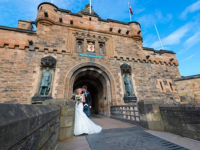 5 Drop Dead Gorgeous Castle Wedding Venues In and Around Edinburgh