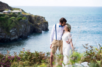 6 Stunning Seafront Wedding Venues in Cornwall