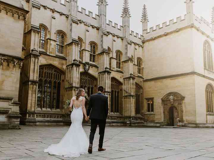 5 Large Wedding Venues in Oxford You Need to See