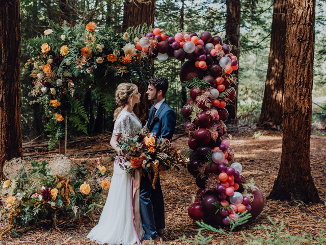 12 Steal-Worthy Wedding Balloon Ideas
